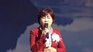 김진희 사랑아(장운정)   코리아예술단 부평원적산 특설무대