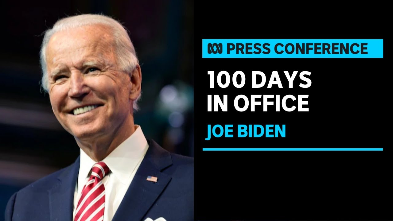 IN FULL: US President Joe Biden's speech to Congress to mark his first 100 days in office | ABC