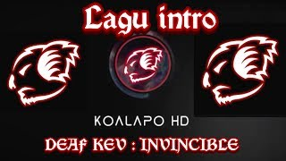 Lagu Intro KoalaPo HD [INVINCIBLE]