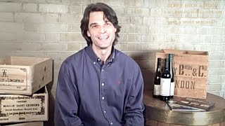 Berrys' German Riesling introduced by David Berry Green