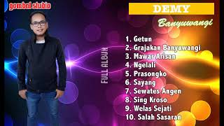 Demy Lagu Demy Banyuwangi The Best 2018 Sepanjang Masa Full Album