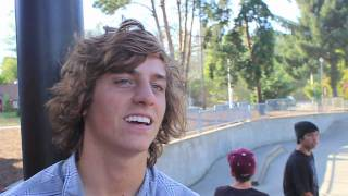 The RVCA Cory Kennedy Interview From EXIT real world