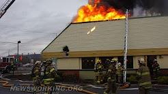 2nd ALARM - PERKINS RESTAURANT, WHITEHALL, PA. | 03.30.14