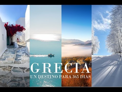 Visit Greece | Greece – A 365 Day Destination (Spanish)
