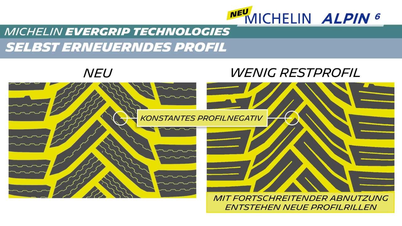 Winterreifen 225//45 R17 94H Michelin Alpin 6 XL M+S