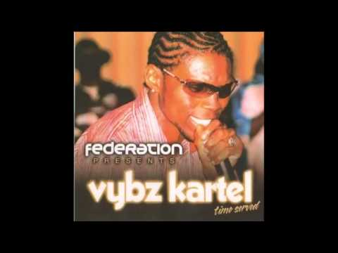 "Vybz Kartel ""Time Served"" MIXTAPE [2017]"