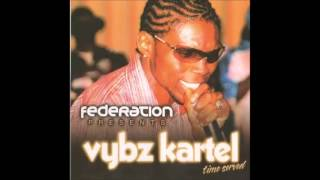 "Vybz Kartel ""Time Served"" MIXTAPE [2014]"