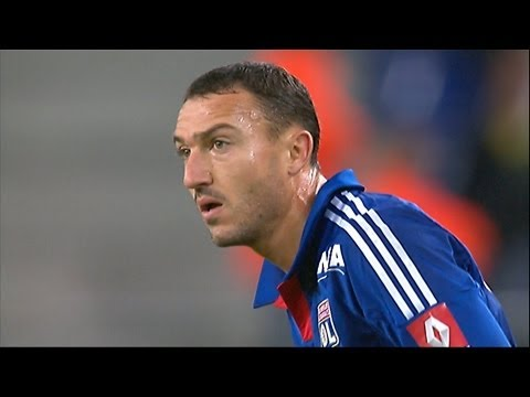Goal Maxime GONALONS (24') - FC Sochaux-Montbéliard - Olympique Lyonnais (1-1) / 2012-13