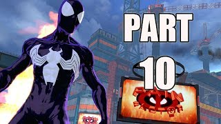 SPIDER-MAN SHATTERED DIMENSIONS - PART 10 - PAIN FACTOR! (Gameplay Walkthrough)