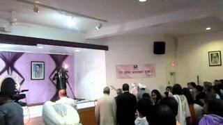 Baba Ji at Toronto Bhawan Aug 2011.AVI