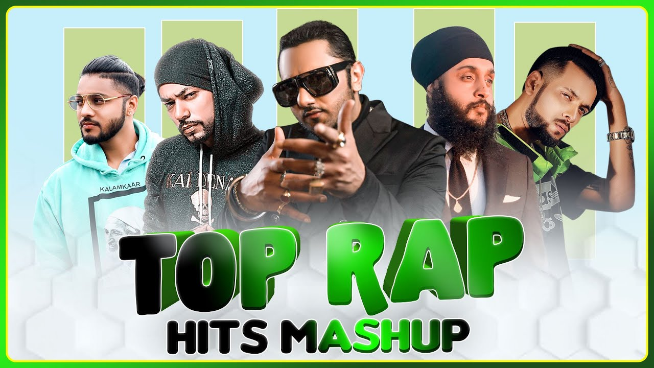 Top Rap Hits (Mashup)| Honey Singh | Bohemia | Raftaar | Ikka | Fateh | Latest Rap Songs 2020