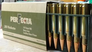 perfecta 308 ammo for m1a