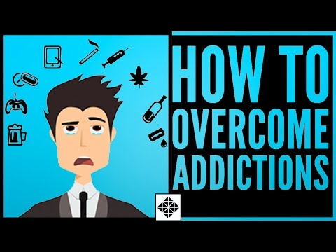 Overcome Addiction • One Powerful Solution to Stop All Your