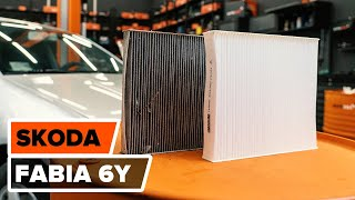 How to service your car yourself - Skoda Fabia 3 repair instructions