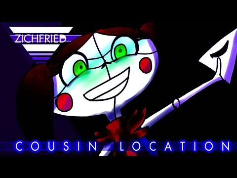 FNaDK: Cousin Location   Parodia   Five Nights at Discovery Kids 5   Zichfried