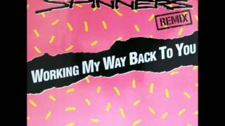 Spinners - Working My Way Back To You [