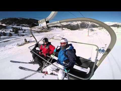 Ski Andorra - Soldeu 2015