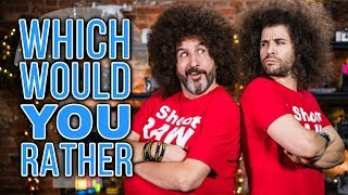 One of Jared Polin's most viewed videos: Which Would You Rather? WITH OR WITHOUT? Unboxing & Sniff Test