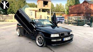 Скачать ЛАМБОДВЕРИ на Audi Cabrio V8 4 2i