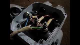 Смотреть видео Частотный преобразователь 5,5 кВт