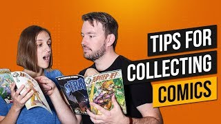 Tips for Collecting Comics
