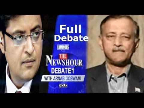 The Newshour Debate: Fighting with junk - Full Debate (27th