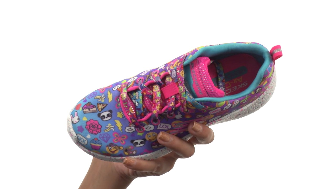 1562f9abd1c6 SKECHERS KIDS Burst - Emoti-Cutie 81911L (Little Kid Big Kid) SKU 8844529