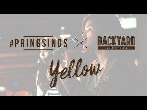 Yellow (Cover) | Joyce Pring TV ft. Kai Honasan, Eco del Rio