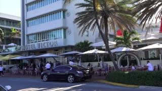 Ocean Drive - Miami Beach, Florida - Vlog
