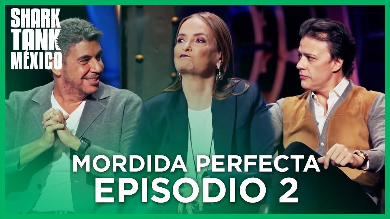 MORDIDA PERFECTA | EPISODIO 02 | Shark Tank México