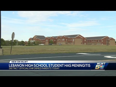 School Officials Confirm Case Of Viral Meningitis At Lebanon High School