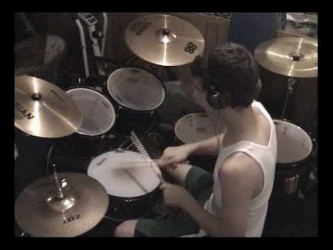 Sum 41 - Count Your Last Blessings -- Drum Cover