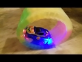 Magic Tracks Race Car Game - Bend, Flex, Curve and Glow