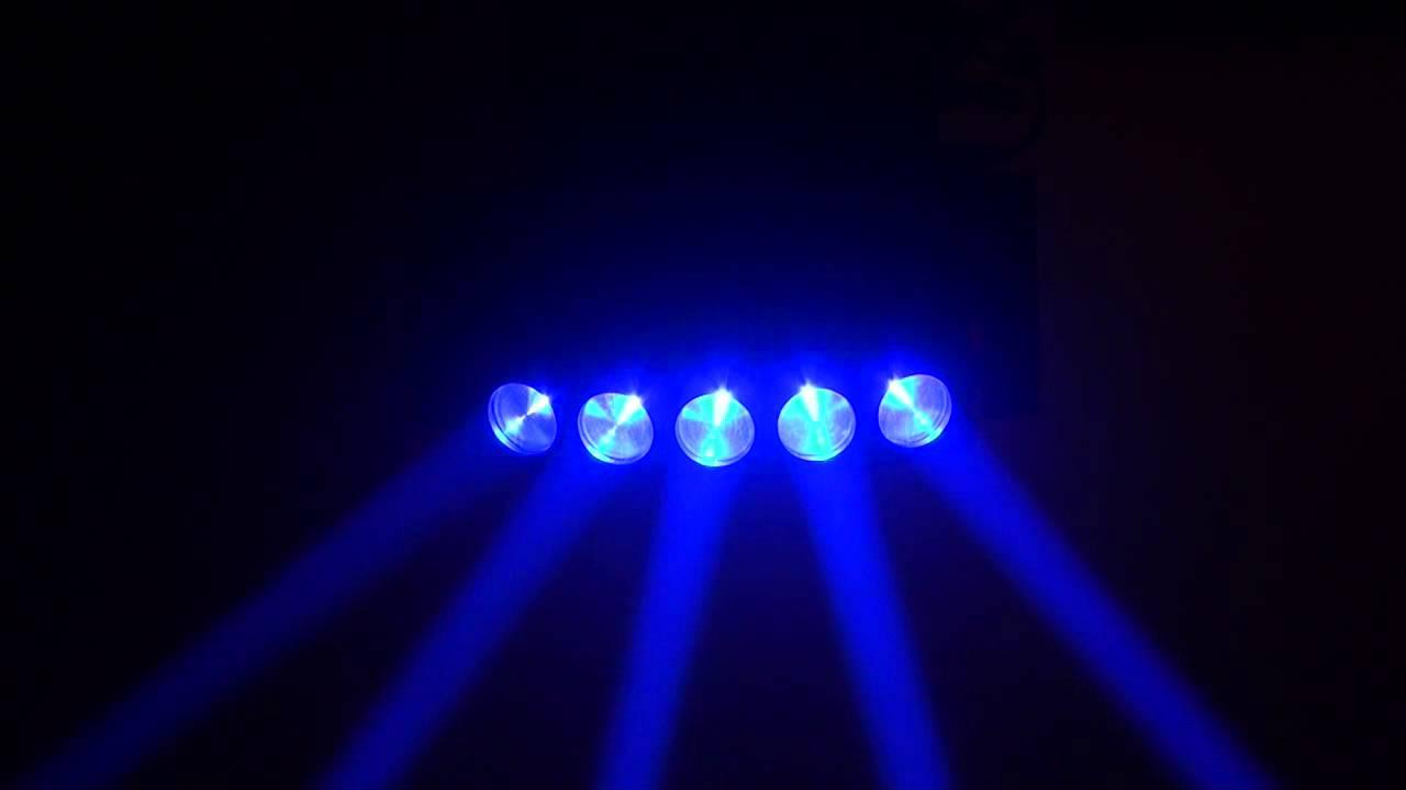 Epsilon Pro - Lighting - X-Beam