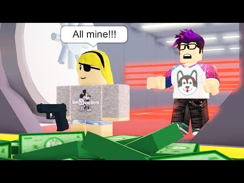 MY KID IS A CRIMINAL IN ROBLOX!