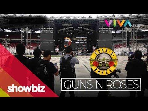 Penukaran Tiket Guns N' Roses di Senayan Sepi Mp3