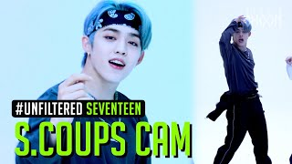 [UNFILTERED CAM] SEVENTEEN S.COUPS(에스쿱스) 'Left & Right' 4K | BE ORIGINAL