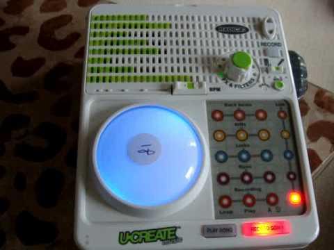 U CREATE MUSIC DJ TOY