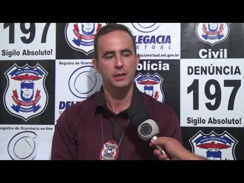 PJC de Confresa em parceria com a polícia do Pará recupera carro roubado em Confresa