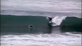 バリ島のクラマスPに!プチ似の波が!日本海(TUBEポイント)に出現!!...