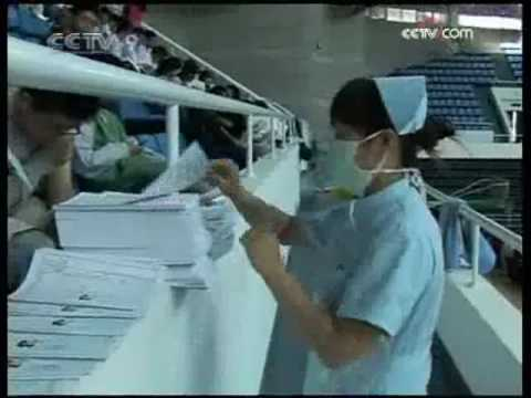 Beijing start inject A/H1N1 vaccine - CCTV 092209