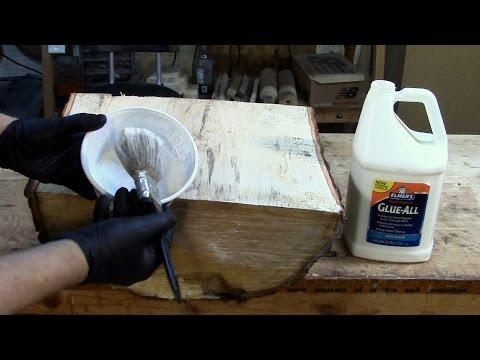 Sealing end grain