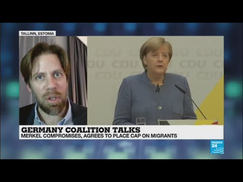 Germany coalition talks and Schauble's legacy