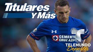 ¡Adiós! Christian Giménez, fuera de Cruz Azul   Titulares y Más   Telemundo Deportes