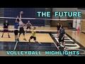 THE FUTURE - Future Volleyball Techniques