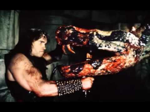 Musique Film - Conan Le Barbare 1982 ( Arnold Schwarzenegger ).Diamnt Noir