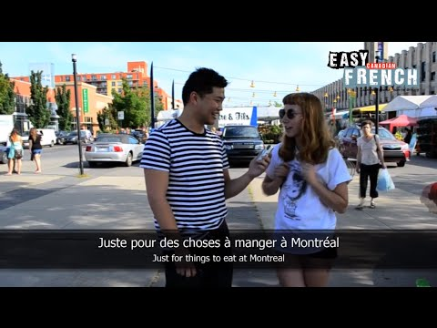 Easy French 12 - Montreal
