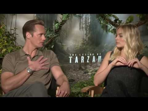 The Legend of Tarzan 2016   Movies Official Behind Scenes Ma