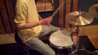 Chris Dave 's Afro Groove ( Robert Glasper - Why Do We Try ) - Drum Lesson #347