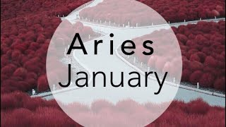 Positive Vibes Only Aries January 2019